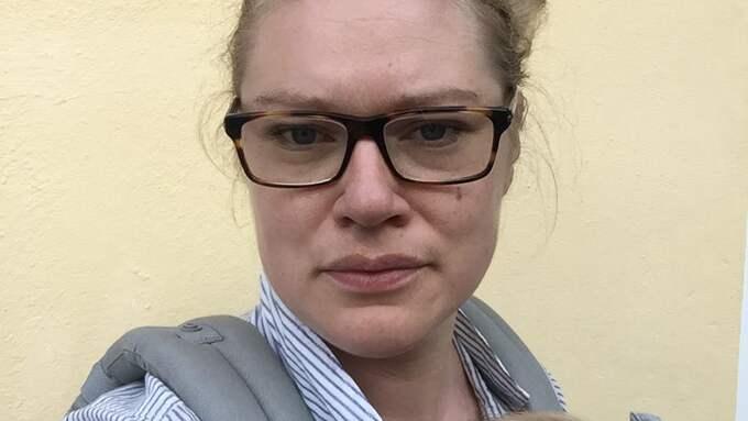 """Emma Philpsson från """"Förlossningspodden"""". Foto: Privat"""