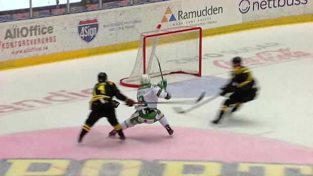 Höjdpunkter: Brynäs-Rögle