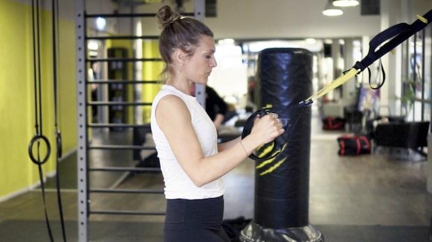 Träna hela kroppen på 20 minuter med 5 effektiva övningar