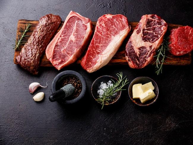 behöver människan äta kött