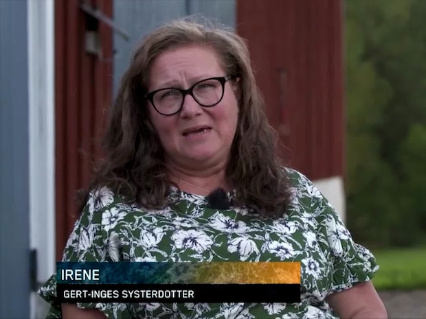 Gert-Inges systerdotter om sorgen