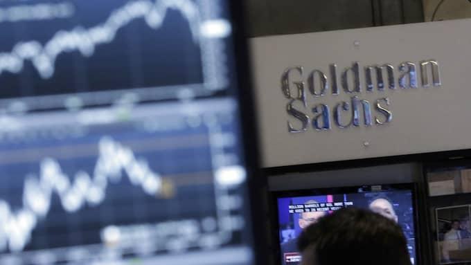 Investmentbanken Goldman Sachs uppges ha skrivit ned värdet på de aktier de äger i Weinstein Company till noll. Foto: RICHARD DREW / AP TT NYHETSBYRÅN