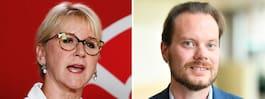 Planen: Så ska Wallström attackera SD och M i kväll