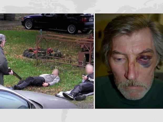 Tony Ledel mördade med gevär i lantidyllen
