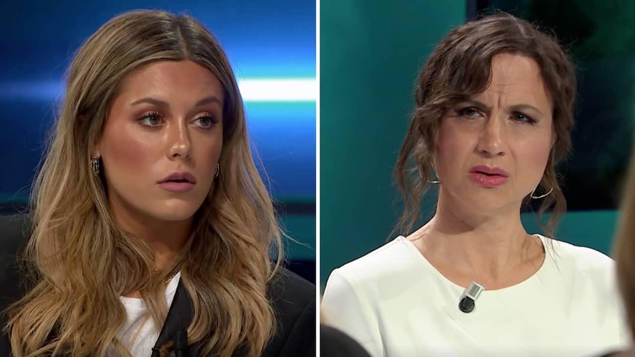 """Petra Medes oro – efter Biancas ord i """"Helt sjukt"""""""