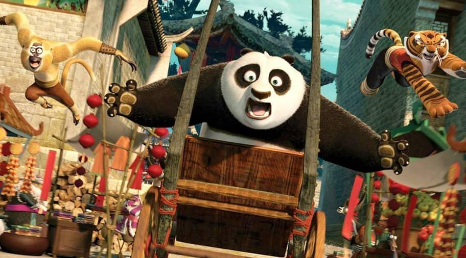 Kung Fu Hustle - Stephen Chow (409982278) ᐈ Köp på Tradera