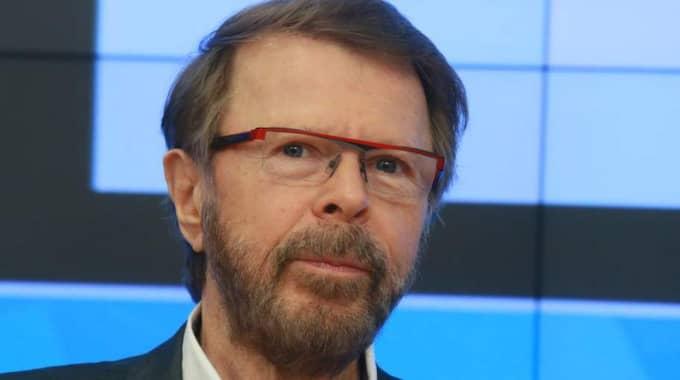 """Björn Ulvaeus donerar en miljon till organisationen Reportrar utan gränser. """"Deras arbete är alltid lika viktigt och det vill jag stödja"""", säger den forna Abba-medlemmen i ett pressmeddelande. Foto: Alexander Natruskin"""