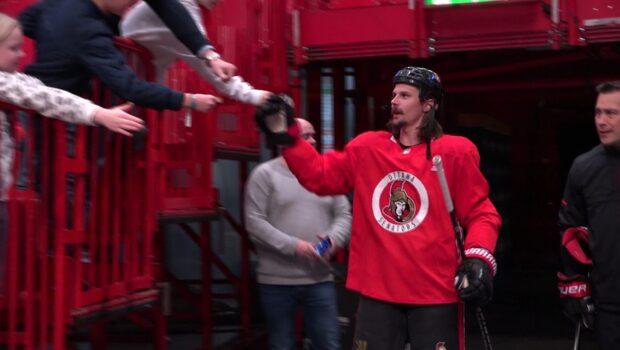 """Foppa och Alfie hyllar Karlsson: """"Han är ju ingen Derian Hatcher"""""""