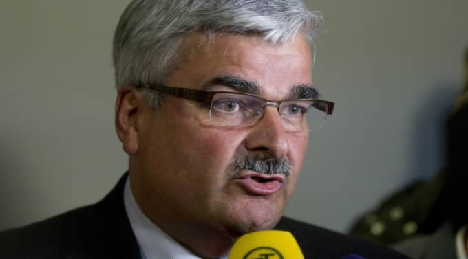 S-ledaren Håkan Juholt. Foto: Sven Lindwall