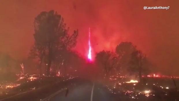 Det här vet vi om bränderna i Kalifornien