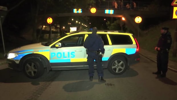 6-åring tog med patron till förskola i Malmö