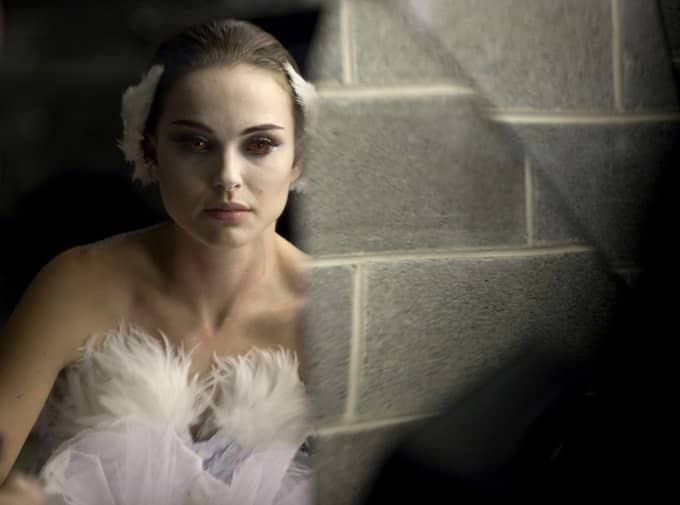 "Natalie Portman i ""Black Swan"". Foto: Niko Tavernise"