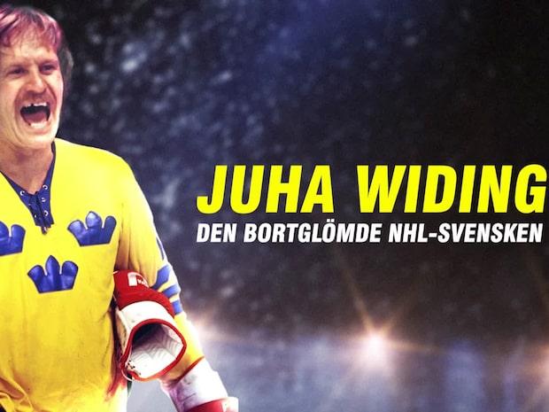 Juha Widing - den bortglömde NHL-svensken
