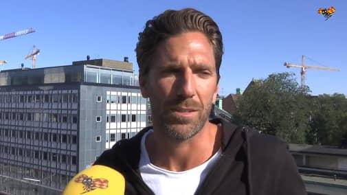 Henrik Lundqvist. Foto: Expressen TV