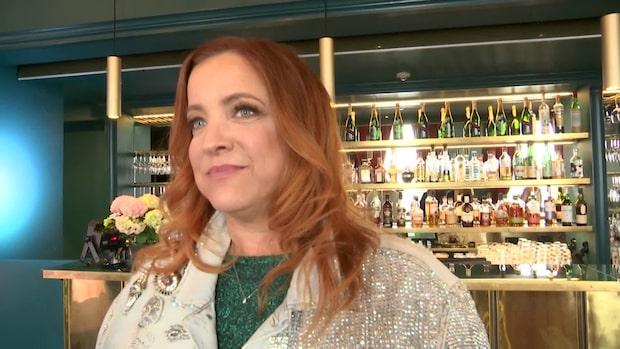 Shirley Clamp om pausen från Melodifestivalen