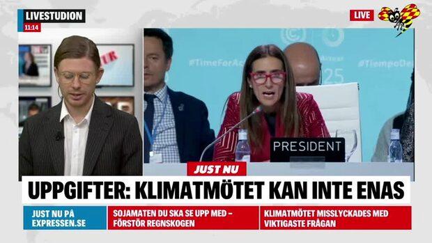 Klimatmötet misslyckades med viktigaste frågan