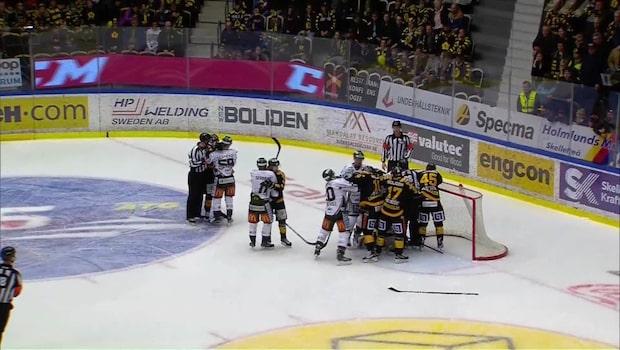Highlights: Skellefteå-Frölunda 4-1