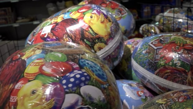 Såhär firar flera påsk