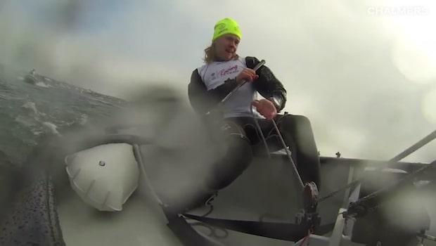 Svenska studenternas båt kan sväva
