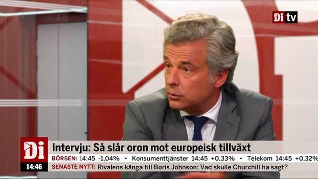 """Franska investmentbank-grundaren: """"Vi gillar SKF, Elekta, Securitas"""""""