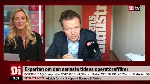"""Sundling från Danske Bank: """"Någonting måste hända"""""""