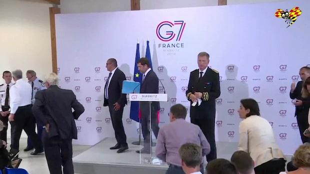 Vad är G7?