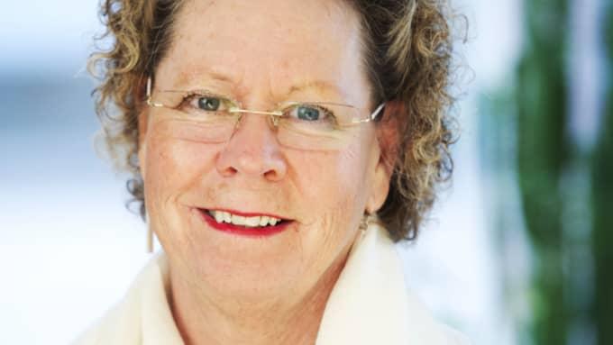 Anne Carlsson stängs nu av från sitt arbete. Foto: Reumatikerförbundet