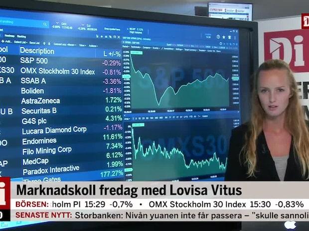 Di nyheter 15.30: Tidningen och nyhetstjänsten Metro läggs ned
