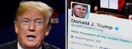 Ordern till Donald Trump: Sluta blocka på Twitter