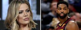 Vännen: Khloé Kardashian har gjort slut med Tristan Thompson