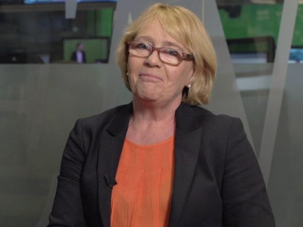 Irene Svenonius - om det Nya Karolinska