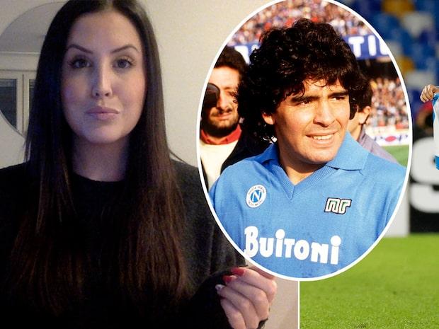 """Serie A - Signerat Strömberg: """"Maradonas helg"""""""