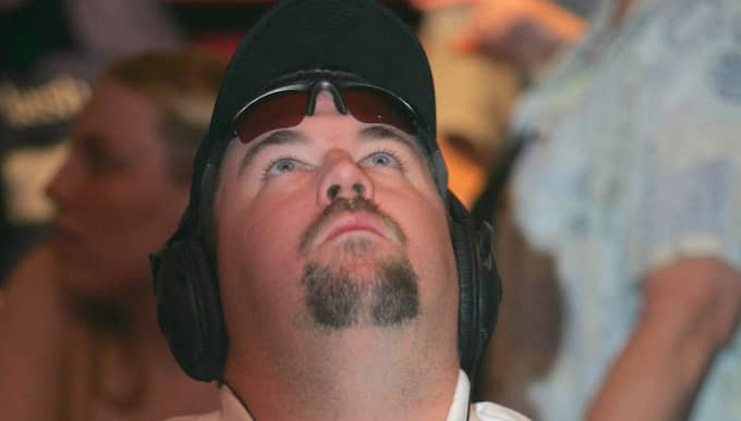 Chris Moneymaker. Foto: Eric Jamison