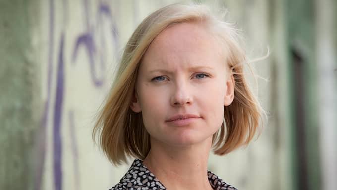Ina Rosvall arbetar som psykolog. Foto: NILLE LEANDER / ALBERT BONNIERS