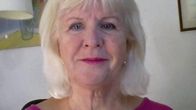 """Susanne Bergstedt, 66, om att spela WoW: """"Det gör ju att man blir datorvan också och at man tränar sin simultankapacitet."""" Foto: Privat"""