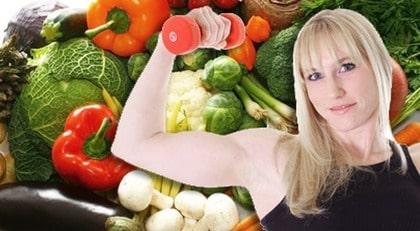 MÅ BÄTTRE. Bästa sättet att förbättra immunförsvaret är att äta rätt, hävdar kostexperten.