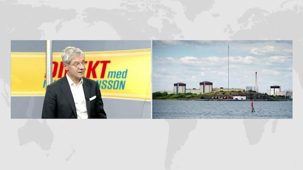 Vattenfalls koncernchef: Därför stängs Ringhals kärnkraftverk