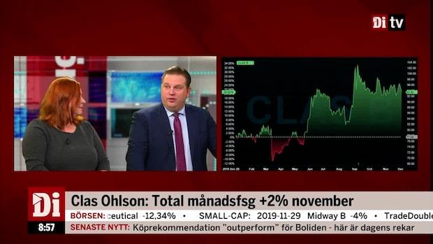 """Lindqvist om prylkedjan: """"Gör det bra i en väldigt tuff bransch"""""""