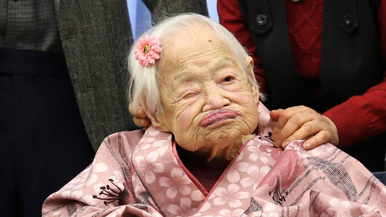 самые старые люди на земле фото красотка пышными формами