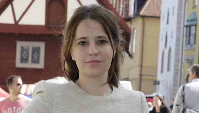 Karin Olsson. Foto: Cornelia Nordström