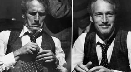 "Paul Newman som Johnny Hocker i ""The sting"". Foto: Scanpix"