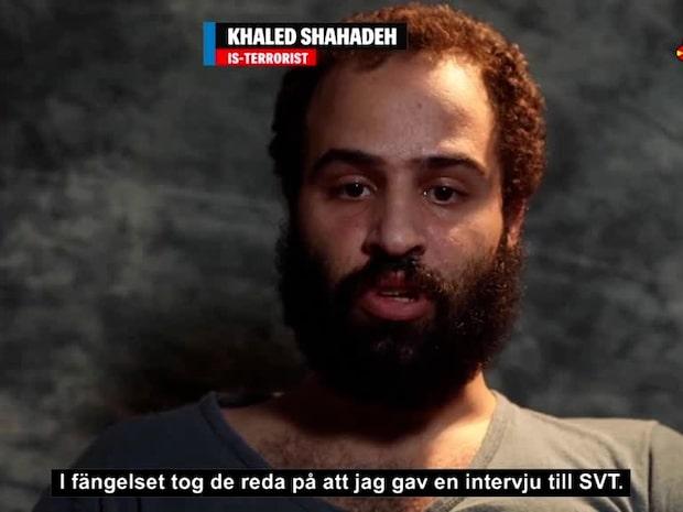 Han torterades av IS efter intervjun med SVT