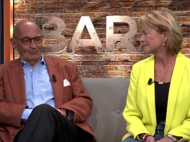 Bara Politik: Intervju med Ulf Adelsohn & Lena Adelsohn Liljeroth