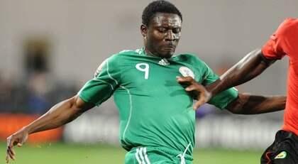 Spricka i nigerias landslag