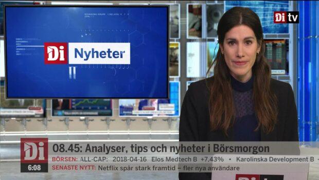 Di Nyheter 08.00 – 17 april 2018