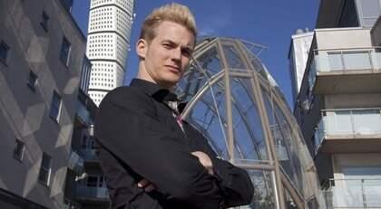 Nicolas Strömbäck tog hjälp av en karriärcoach när han ville hitta drömjobbet. Foto: Joachim Wall