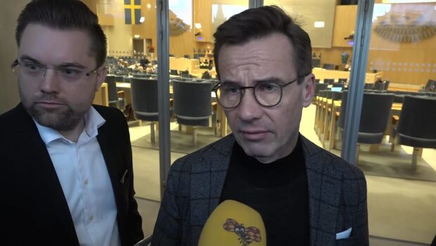 "Ulf Kristersson (M): ""Sverige ska inte ha en socialdemokratisk regering"""