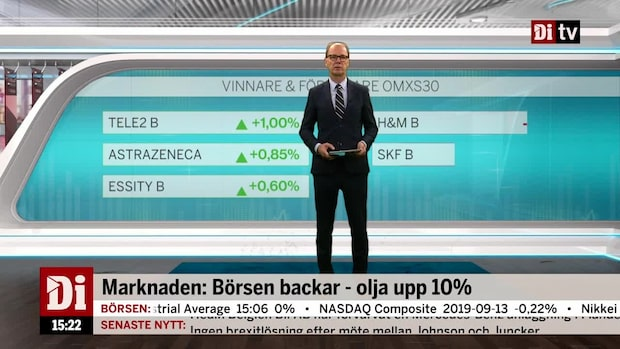 Closing Bell 16 september 2019 – se hela programmet