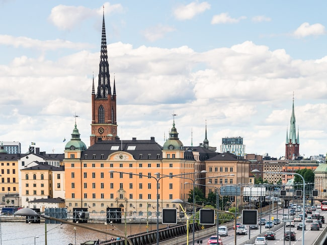 Det är Stockholm som fostrar de bästa bilförarna, menar Expressens Jan-Erik Berggren.