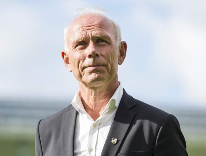 Dennis Andersson är kritisk till stadsbyggnadskontorets förslag. Foto: Daniel Stiller